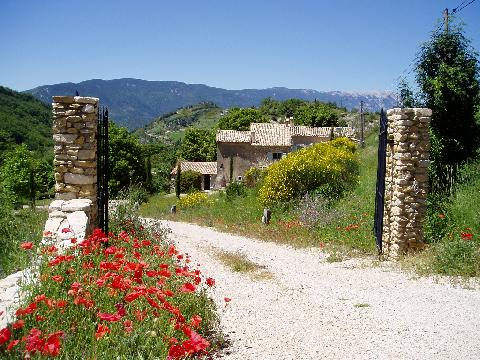Charming bed and breakfasts Montbrun-les-Bains