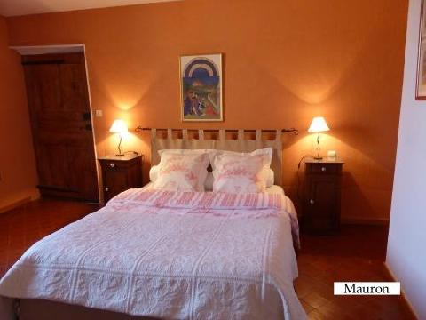 Chambres d\'hôtes Le Mas de la Soie Violès - Vaucluse 84 provence